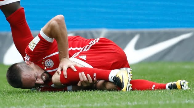 Franck Ribery, Bayern Munchen