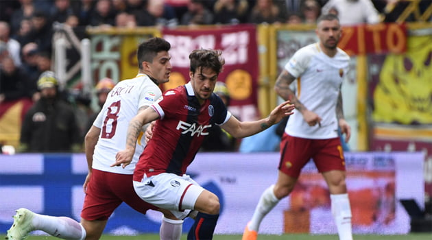 Bologna - AS Roma 1-1