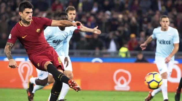 AS Roma - Lazio 2-1 (Serie A, 18 noiembrie 2017)