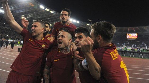 AS Roma - Lazio 2-1