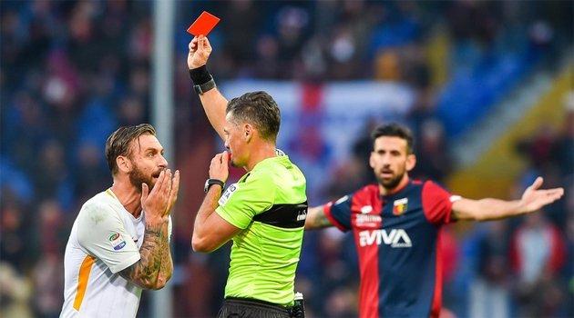 Genoa - AS Roma 1-1
