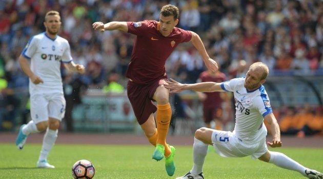 AS Roma - Atalanta 1-1 (15 aprilie 2017)