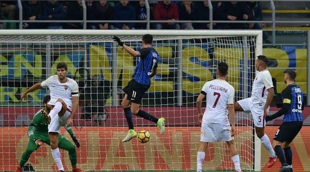 Inter - AS Roma 1-1