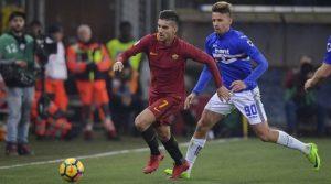 Sampdoria - AS Roma 1-1 (Serie A, 24 ianuarie 2018)
