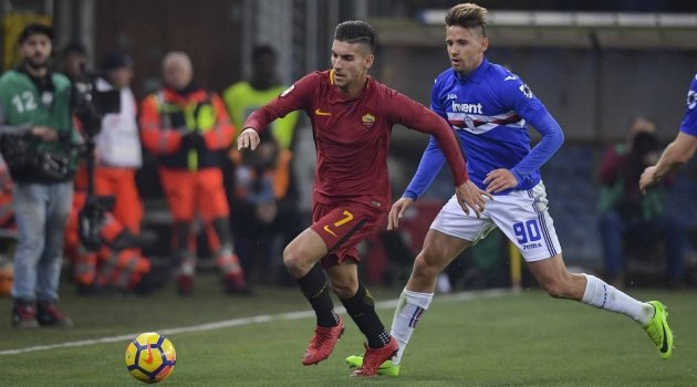Sampdoria - AS Roma 1-1 (Serie A, 24 ianuarie 2018)