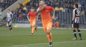 Udinese - AS Roma 0-1 (Serie A, 15 ianuarie 2017)