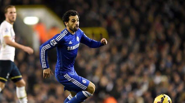 Mohamed Salah a disputat doar 13 meciuri de Premier League pentru Chelsea