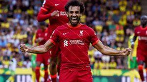 Mo Salah, gol în etapa inaugurală din Premier League în al cincilea sezon la rând
