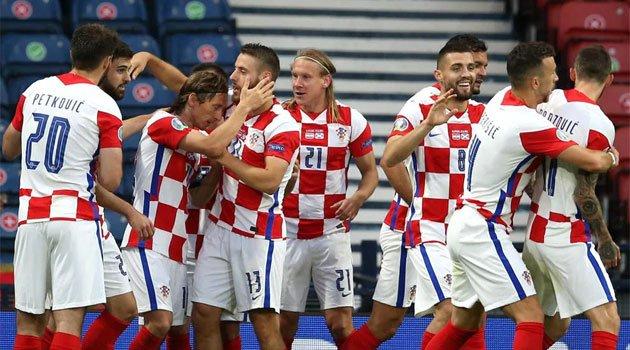 Croația a învins Scoția cu 3-1 și a terminat pe 2 grupa de la EURO 2020