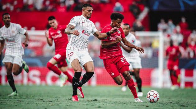 Sevilla - Salzburg 1-1 în prima etapă a grupelor Champions League 2021-2022