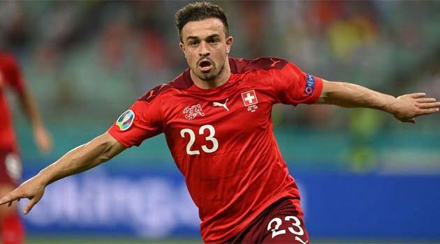 Shaqiri a reușit o dublă în meciul Elveția - Turcia 3-1 din grupele EURO 2020
