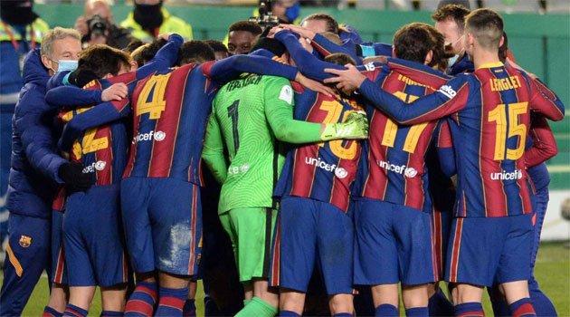 Barcelona s-a calificat la penalty-uri în dauna lui Real Socieded în finala Supercupei Spaniei