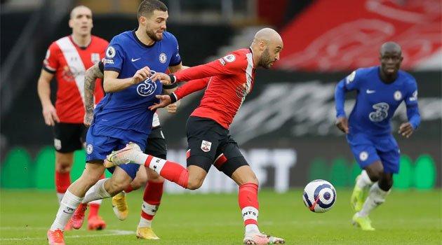 Southampton - Chelsea 1-1 (20 februarie 2021)