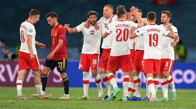 Polonia a obținut o remiză în meciul cu Spania de la EURO 2020, scor 1-1