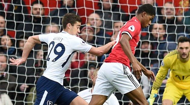 Manchester United - Tottenham 1-0