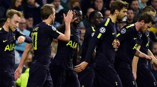 Tottenham - Manchester United 2-1 (14 mai 2017)