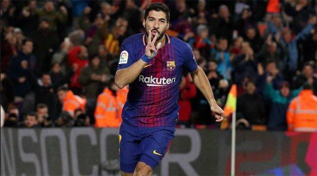 Golul lui Suarez a decis meciul Barcelona - Valencia 1-0, turul semifinalei Cupei Spaniei