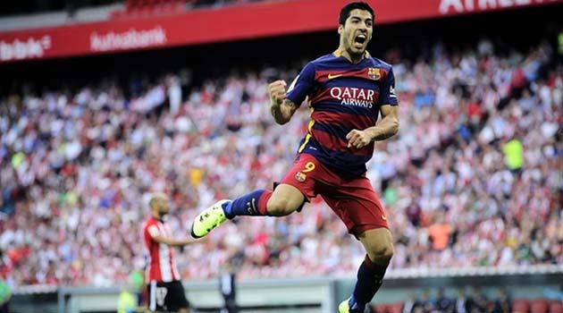 Suarez a marcat golul victoriei pentru FC Barcelona la Bilbao