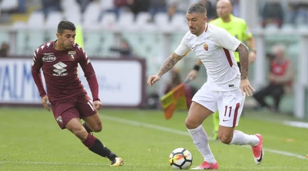 Torino - AS Roma 0-1 (Serie A, 22 octombrie 2017)