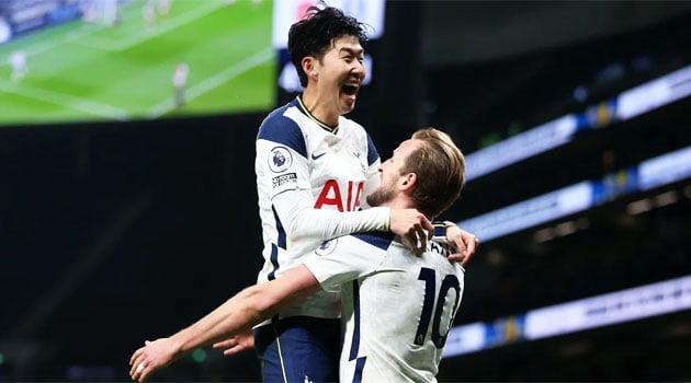 Son și Kane, marcatorii golurilor lui Tottenham cu Arsenal (scor 2-0)