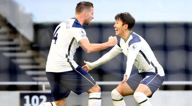 Son și Alderweireld, marcatori în meciul Tottenham - Leeds 3-0, 2 ianuarie 2020