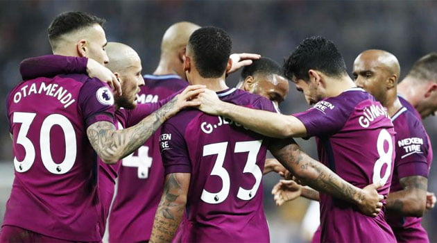Tottenham - Manchester City 1-3, Premier League, 14 aprilie 2018