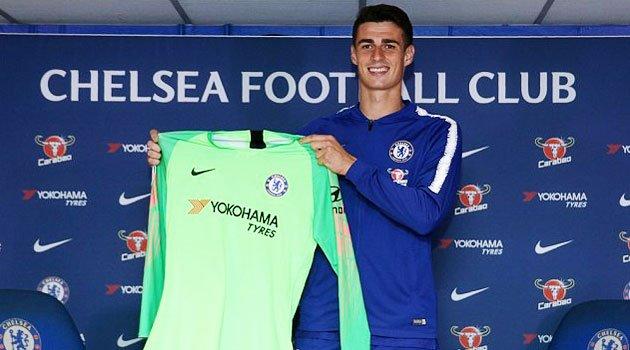 Kepa Arrizabalaga, cel mai scump transfer al verii 2018 în Premier League
