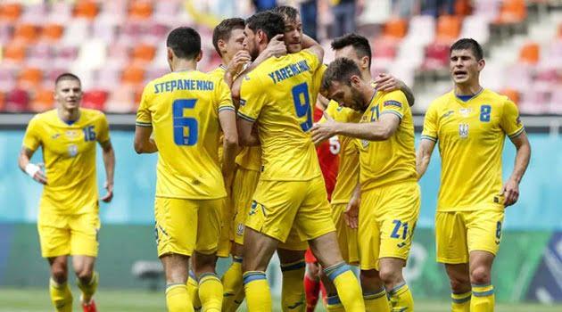 Ucraina - Macedonia de Nord 2-1 la EURO 2020
