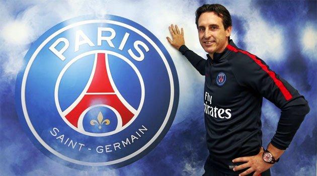 Unai Emery, antrenorul echipei PSG