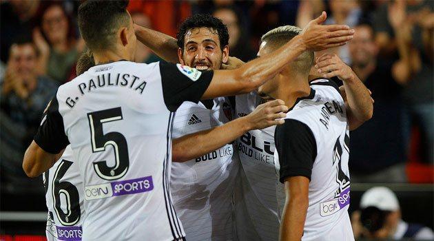 Valencia are un început excelent de sezon