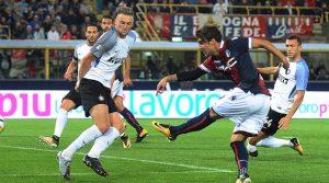 Simone Verdi, Bologna - Inter 1-1