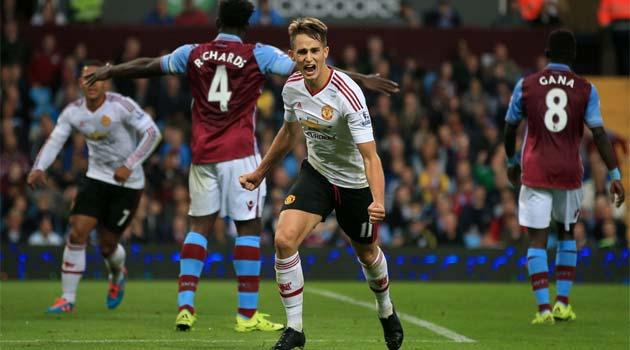 Januzaj a adus victoria lui Manchester United pe terenul lui Aston Villa, 1-0