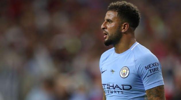 Kyle Walker, Manchester City