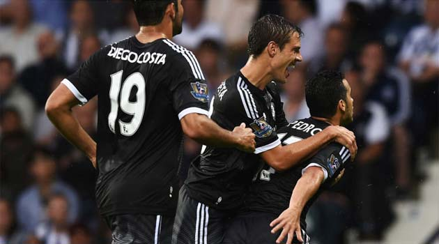 Gol şi pasă de gol pentru Pedro la debutul la Chelsea