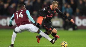 West Ham - Arsenal 0-0