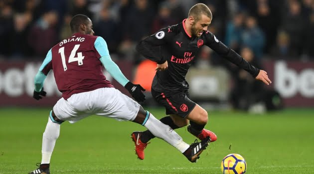 West Ham - Arsenal 0-0