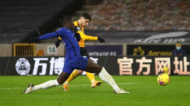 Wolverhampton - Chelsea 2-1, decembrie 2020