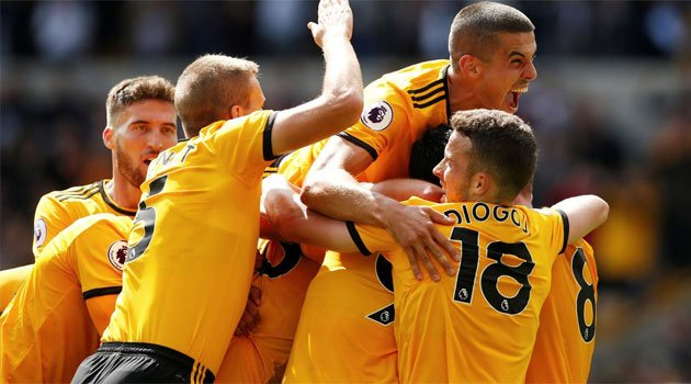 Wolverhampton - Manchester City 1-1, 25 august 2018