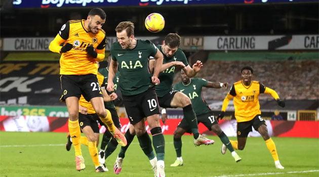 Wolverhampton - Tottenham 1-1, decembrie 2020