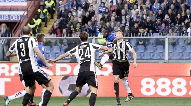 Sampdoria - Juventus 3-2