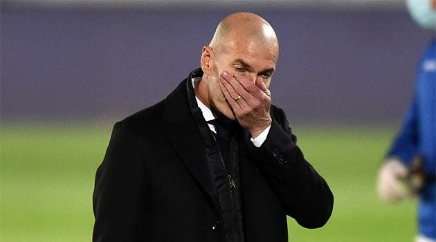 Zidane, îngrijorat după meciul Real Madrid - Alaves 1-3